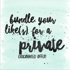 Jewelry - Bundle Your Likes & Get a Private Offer